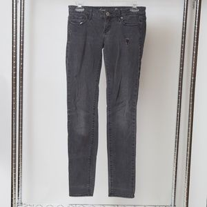 American Eagle Outfitters Skinny Jeans Grey